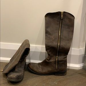 Steve Madden knee high boots